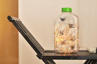 DIY bug light