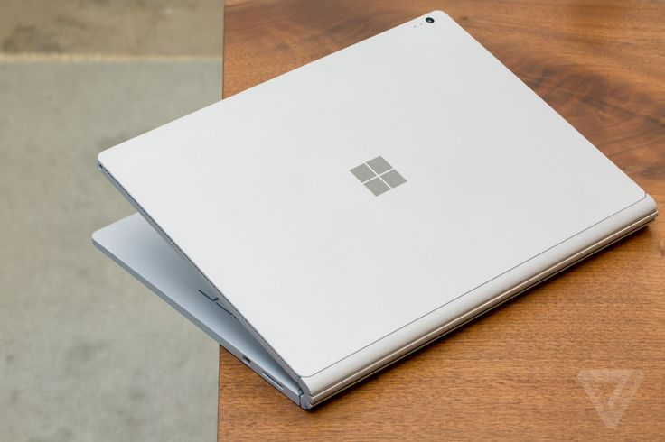 Microsoft Surface Book review | The Verge
