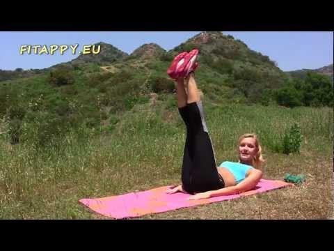 Najlepsze Ćwiczenia na Wewnętrzną stronę Ud ♦ cz. 2  | Ćwiczenia Fitness - YouTube
