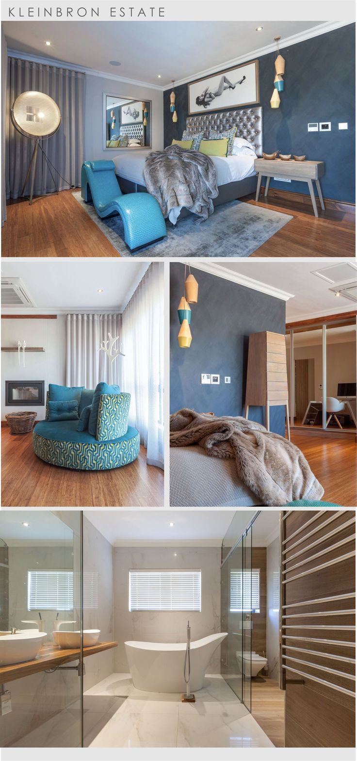 Kleinbron Bedroom