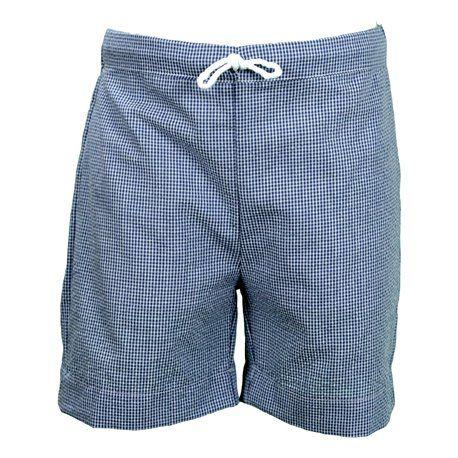 Per il mare ed in vacanza per il tuo bambino puoi acquistare questi boxer in cotone molto semplici, eleganti e confortevoli.
