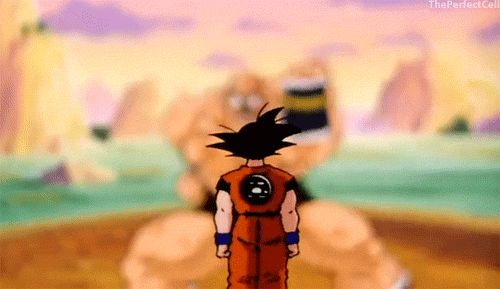 A hero is somebody who voluntarily walks into the unknown.  #SonGokuKakarot
