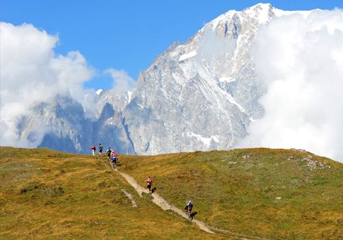 The North Face Ultra-Trail du Mont-Blanc !