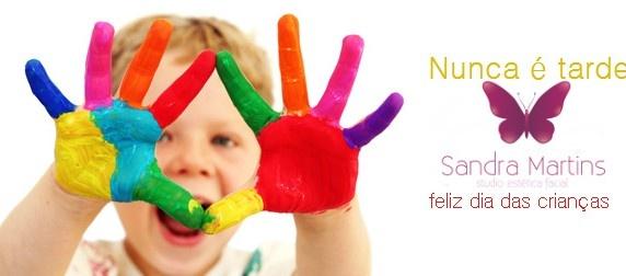 DIVAS feliz dia das crianças! Nunca deixem o brilho da alegria sumir de vida e alma!