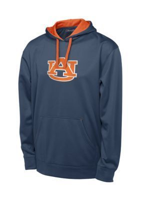 Champion Blue Formation Auburn Tigers Hoodie