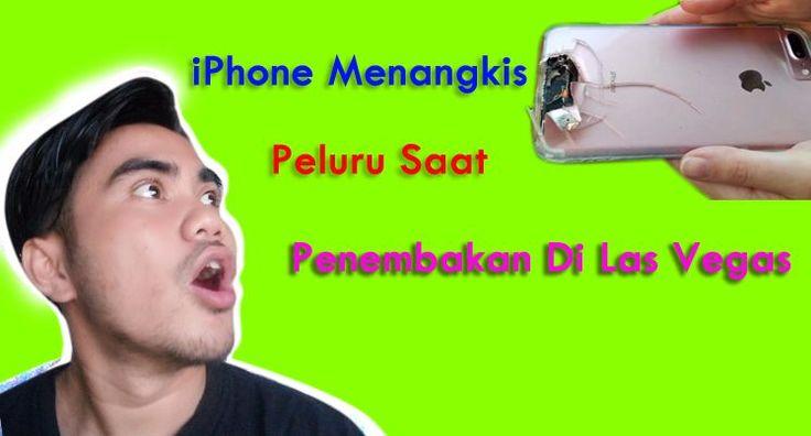 Hallo teman Selamatmalam, tau ngga sih teman - teman ada berita menarik loh tentang sebuah iPhone yang menyelamatkan nyawa seorang wan...