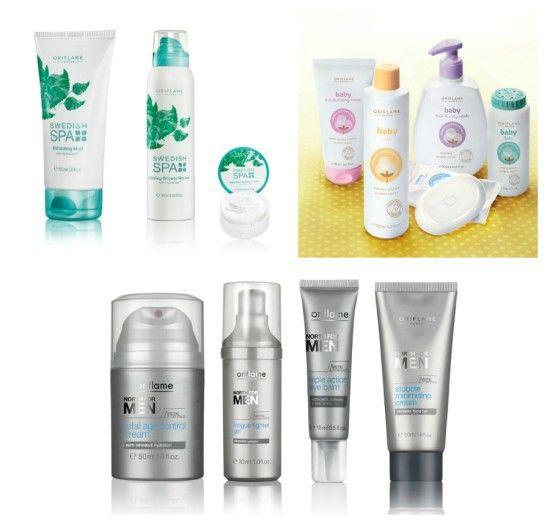 top 10 marcas de cosmeticos linhas de produtos oriflame