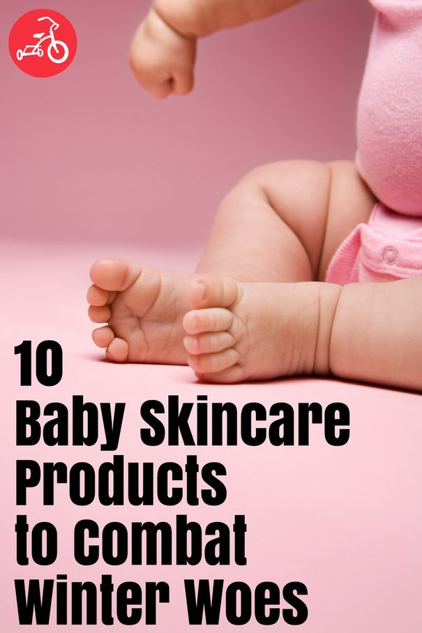 10 Baby Skincare Products To Combat Winter Woes