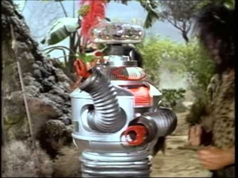 Fish Heads by The Lost In Space Robot. The robot is paying tribute to his old friend Bill Mumy.