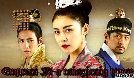 Empress Ki-a császárság kincse