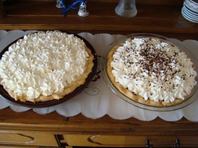 bavarian cream vs pastry cream