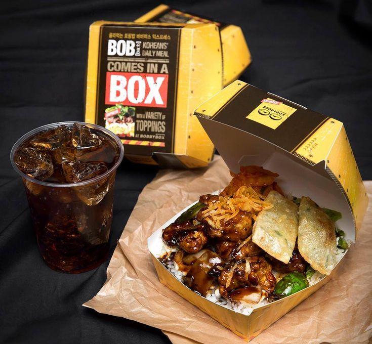 「BOBBYBOX」韓食飯盒1月底試營運 首家分店落腳台北微風廣場附近 | 跟著愛力獅旅行