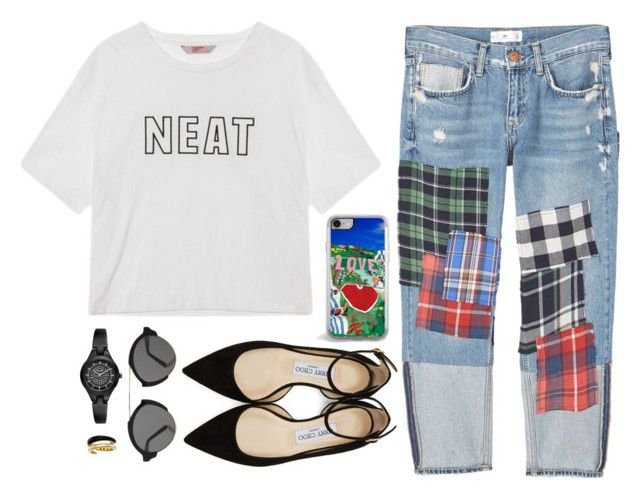 """(not) neat"" by tara-subono on Polyvore"