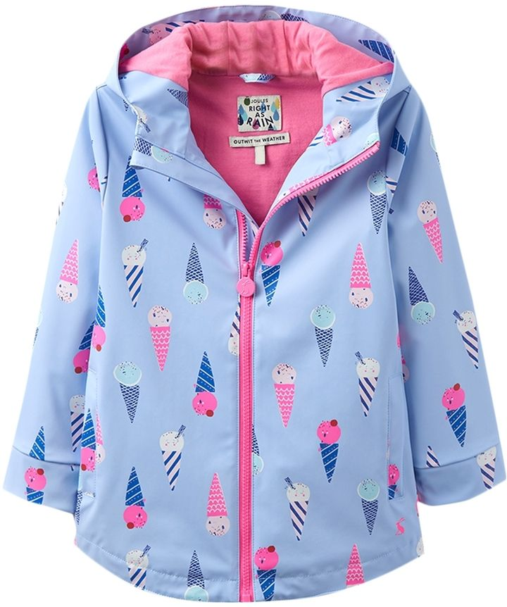 Joules Ice Cream Coat