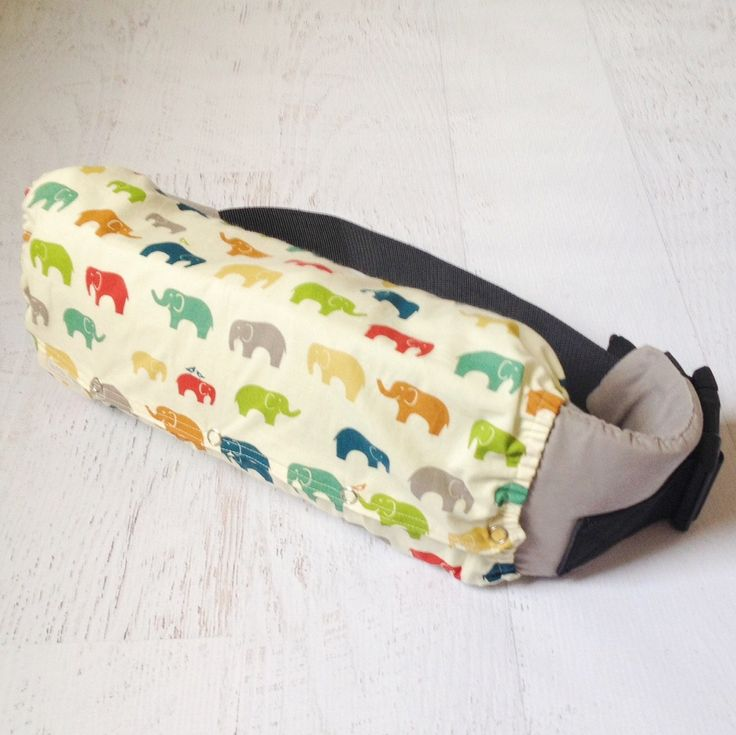 Organic Baby Carrier Bag in Ellie