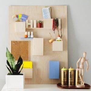 les 213 meilleures images du tableau diy deco et bricolage sur pinterest bricolage diy et objet. Black Bedroom Furniture Sets. Home Design Ideas