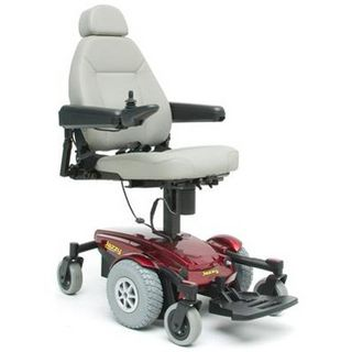 Pride Jazzy Select 6 Ultra, Packed full of features including powered elevated seat the Jazzy Select Ultra is a VERY popular electric wheelchair. BUY TODAY FOR ONLY £1295