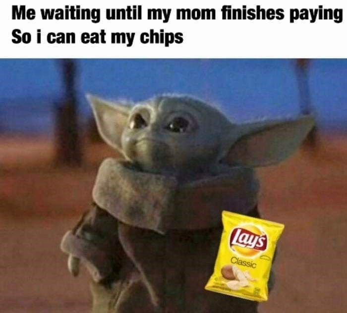 Even More Baby Yoda Memes For The Obsessed Memers Yoda Funny Yoda Meme Funny Babies