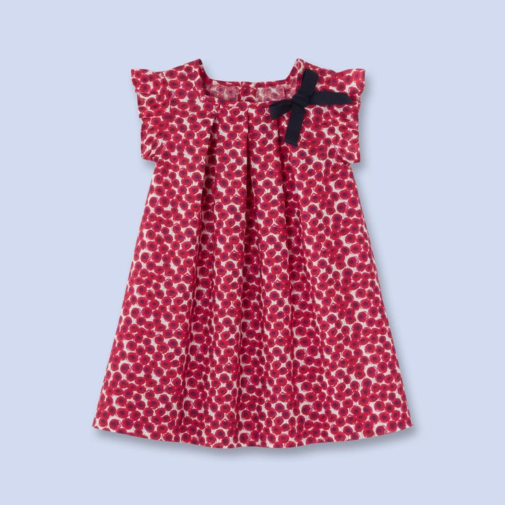 Liberty Print Dress for Baby Girl - jacadi paris