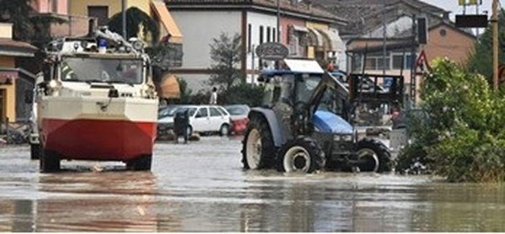 Piacenza - Contributi statali ai cittadini per danni dovuti a calamità naturali