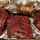 Simple Pork Rib Dry Rub Recipe