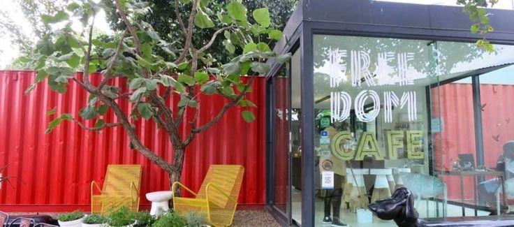 Freedom Cafe Durban