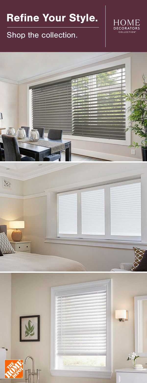 Home Decorators Collection Window Blinds Home Decorators Collection Home Home Decor