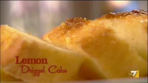 Torta soffice akl Limone  - Benedetta Parodi - imenudibnìenedetta.la7.it