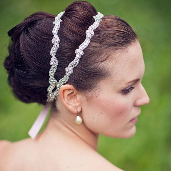 Bridal Hair Accessories - Etsy Hair Accessories | Wedding Planning, Ideas & Etiquette | Bridal Guide Magazine