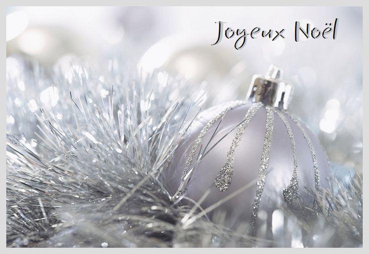 Carte virtuelle Noël gratuite à envoyer ou partager