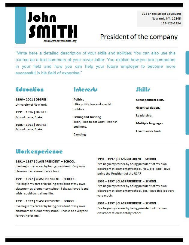 Resume Maker For Freshers Free Resume Builder Online Firstnaukri Com Free Resume Builder Resume Microsoft Word Resume Builder