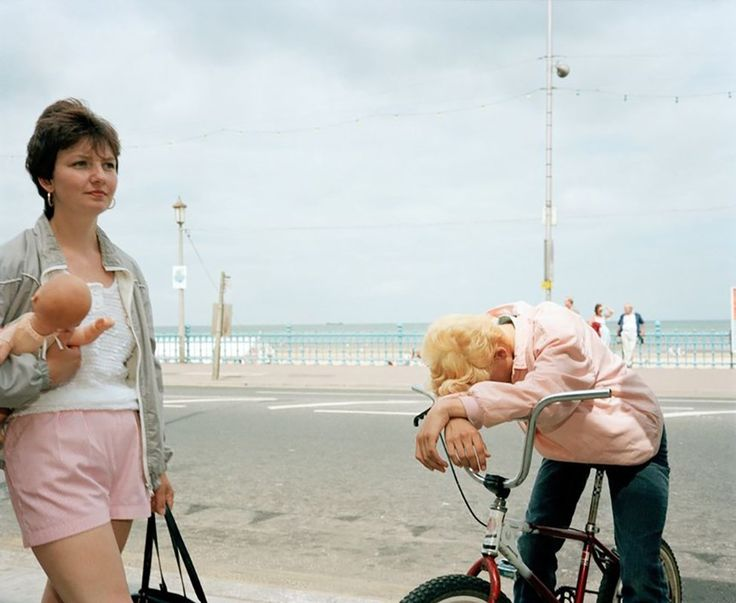 Ramsgate, 1986 Photography Martin Parr