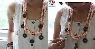 Coin, Necklace, Printiland