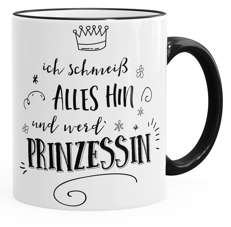 Machen ist wie Wollen nur krasser Spruch Kaffee-Tasse  MoonWorks®