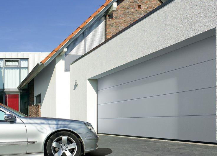 steel sectional garage door & Best 25+ Sectional garage doors ideas on Pinterest | Garage door ... pezcame.com