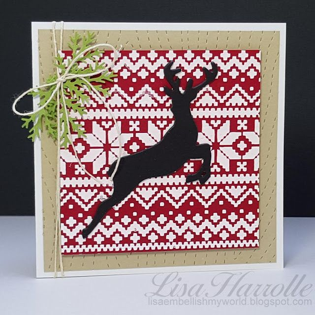 Knitting Patterns For Christmas Cards : 190 best holiday knit cards images on Pinterest Christmas cards, Holiday ca...
