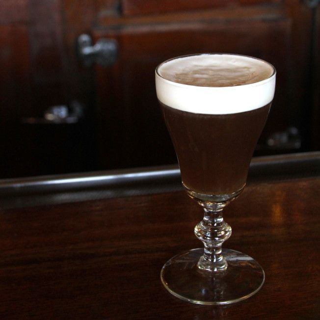 Learn how the Buena Vista makes its world-famous Irish coffee!