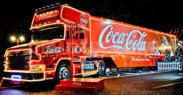 Pin On Caravana Navidad Coca Cola 2020