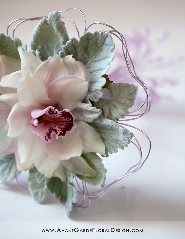 stunning Avante Garde Floral Design