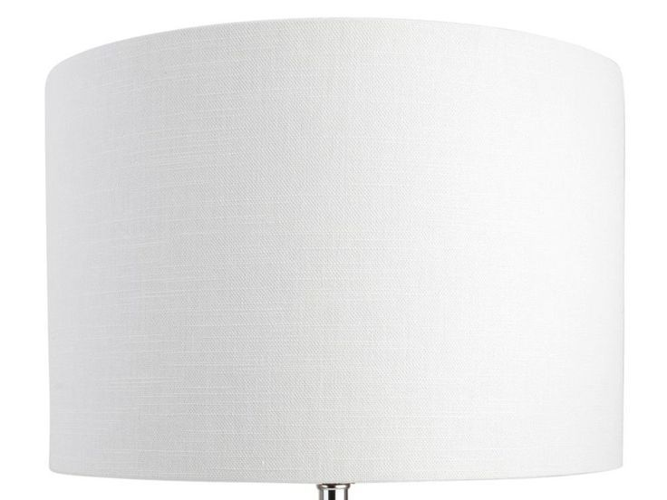 Details About Frida Small Large White Lampshade Drum Lampshade