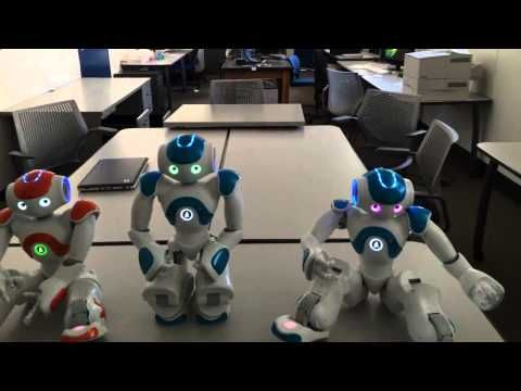 This Is The Moment A Robot Passes The AI Test For The First Time [Video] - For the first time in human history, a robot has passed the self-awareness test with flying colors. This is the moment AI changed forever. #technology #robot