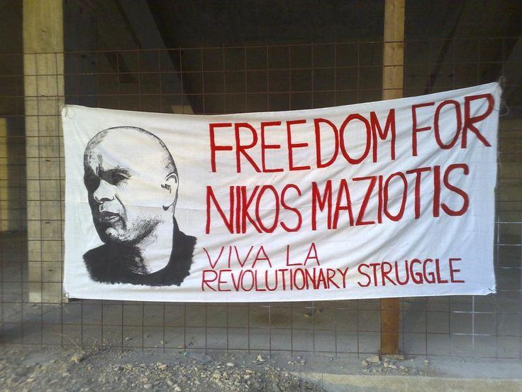 Βοσνία και Ερζεγοβίνη: Αλληλεγγύη στον επαναστάτη Νίκο Μαζιώτη, κρατούμενο στις φυλακές Διαβατών « Contra Info