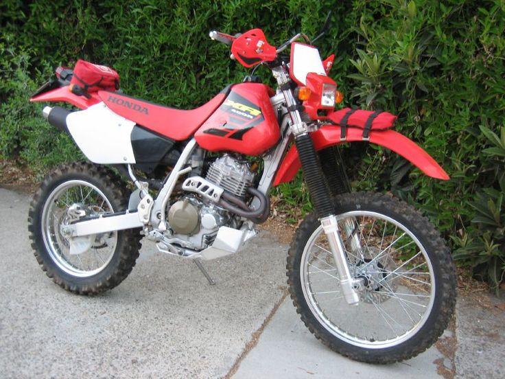 Honda Xr400r 800x600