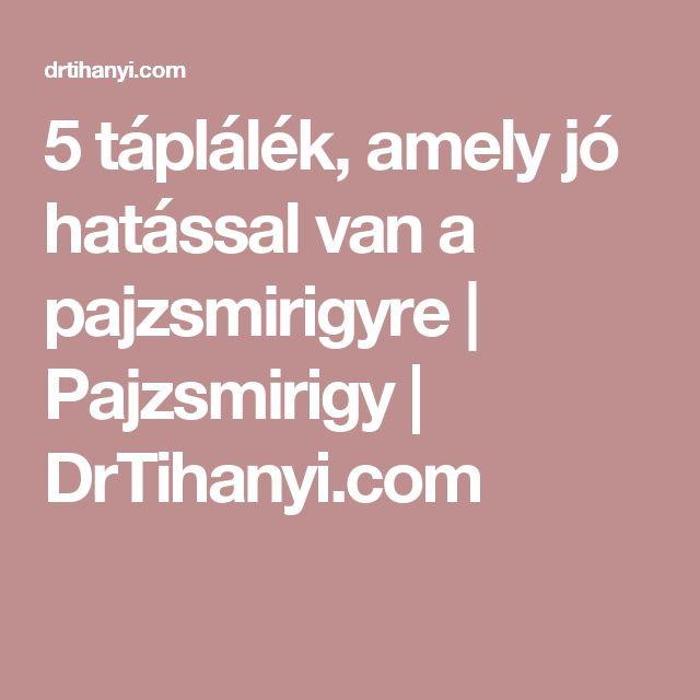 5 táplálék, amely jó hatással van a pajzsmirigyre | Pajzsmirigy | DrTihanyi.com