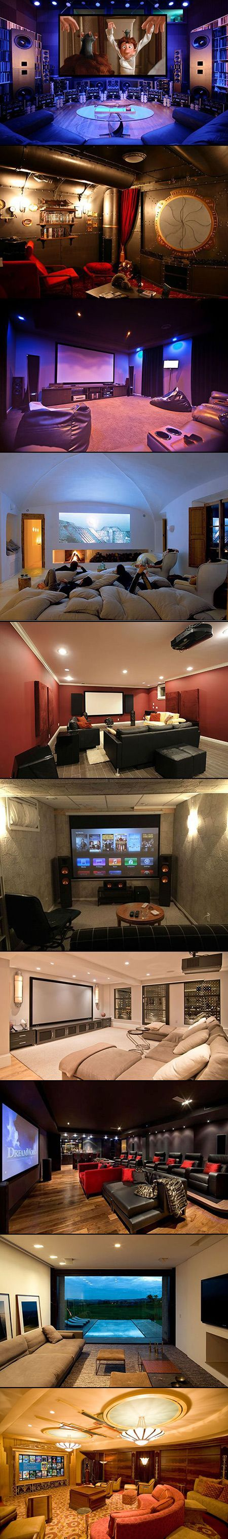 best 20+ home theater design ideas on pinterest | home theaters