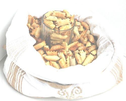 Печеньки-семечки с вкусом Раковых шеек
