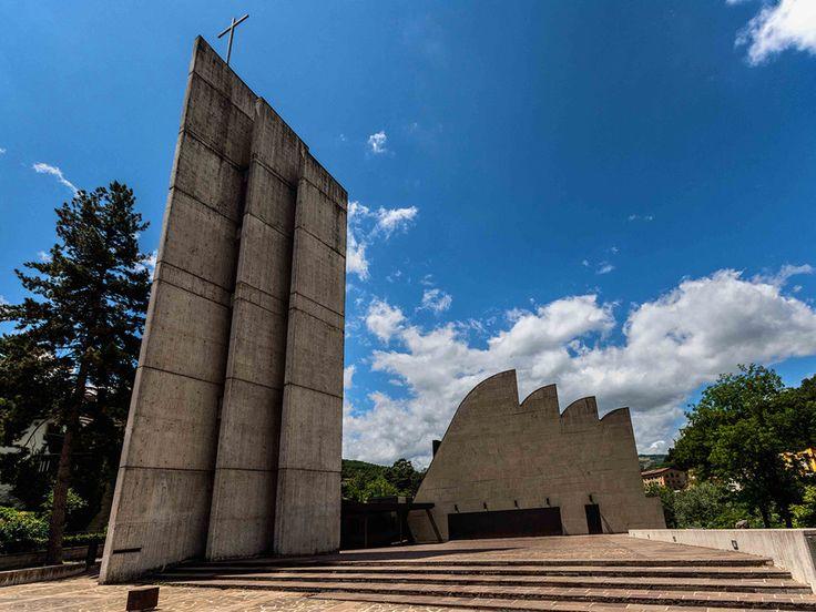 Chiesa di Santa Maria Assunta a Riola di Vergato (BO)