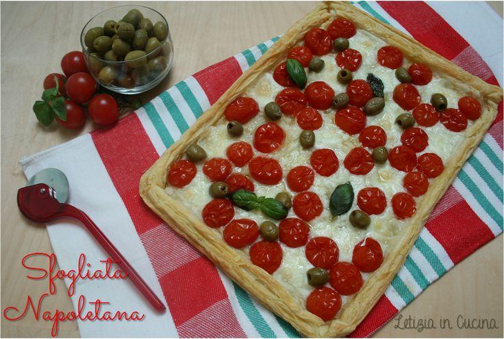 Sfogliata Napoletana - Pizza non pizza