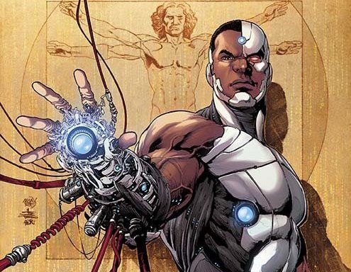 Meet Cyborg, The Badass Black Superhero You Should Know
