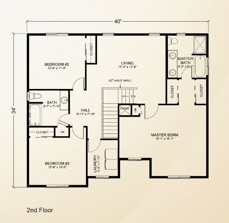 54 Best Home Plans Images On Pinterest Mother In Law